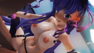 BB おっぱい エロMMD動画