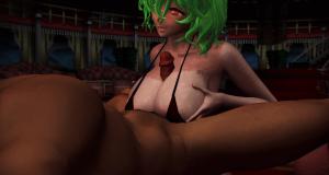 風見幽香 おっぱい エロMMD 3D動画
