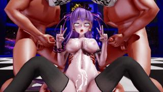 BB おっぱい えろMMD 3D動画
