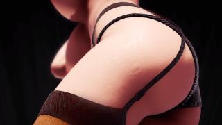 セントルイス アズールレーン エロMMD 3D動画
