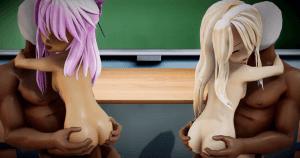 イリヤ クロエ エロMMD 3D動画 おっぱい iwara