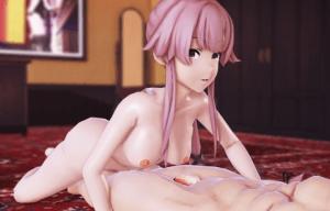 イタズラ好きな由良とイチャラブセックス  お互いの性器を触りあいっこがエロすぎるにもほどがある【KoAnnIe】